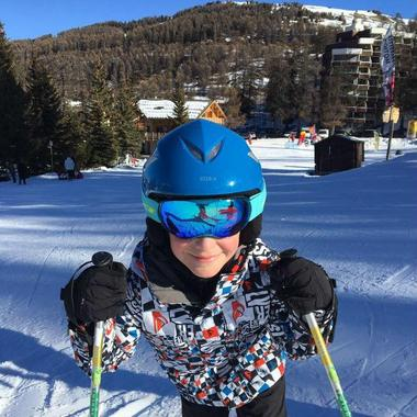 Private Ski Lessons for Kids - February - All Ages