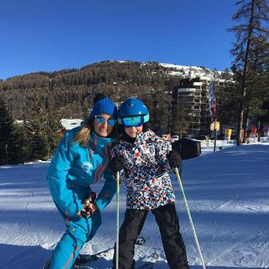 Private Ski Lessons for Kids - All Ages