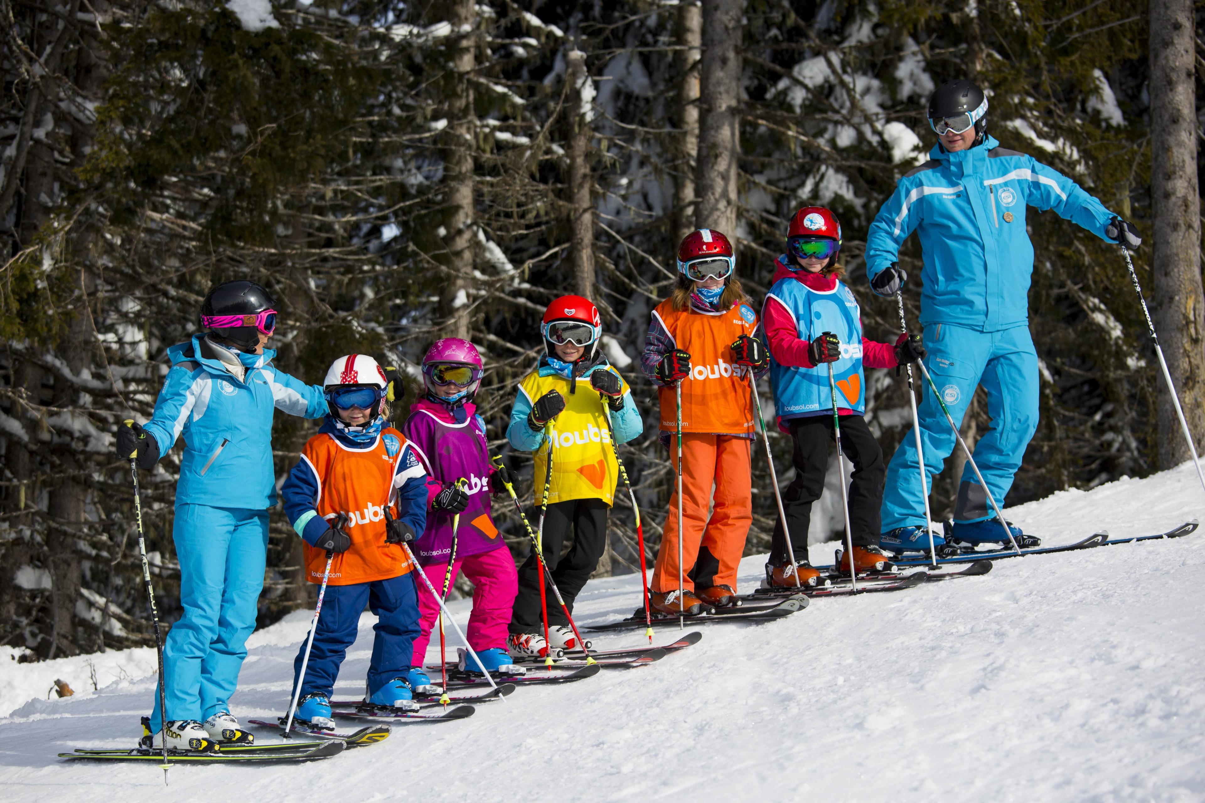 Kids Ski Lessons (6-17 years) - Low Season