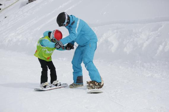 Private Snowboarding Lessons - February - All Levels