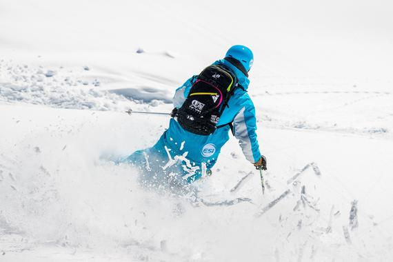 Private Off-Piste Skiing Lessons - All Levels