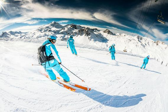 Private Off-Piste Skiing Lessons - Holiday - All Levels
