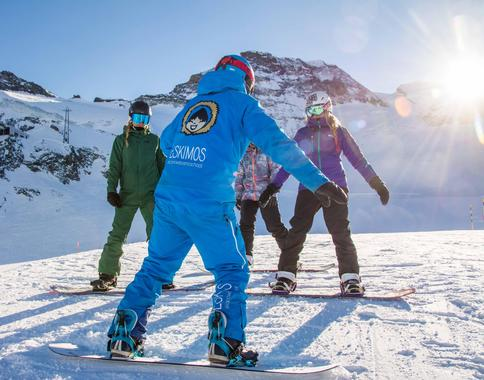 Trial Snowboarding Lessons for Adults for Beginners