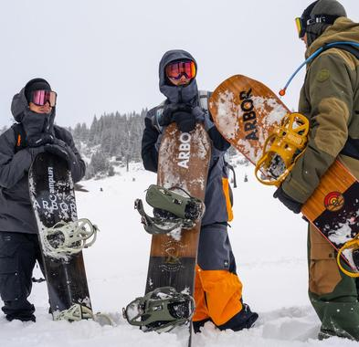 Kids Snowboard Lessons