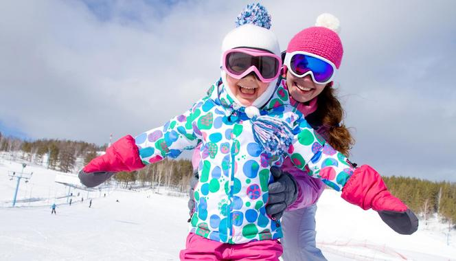 Private Ski Lessons for Families