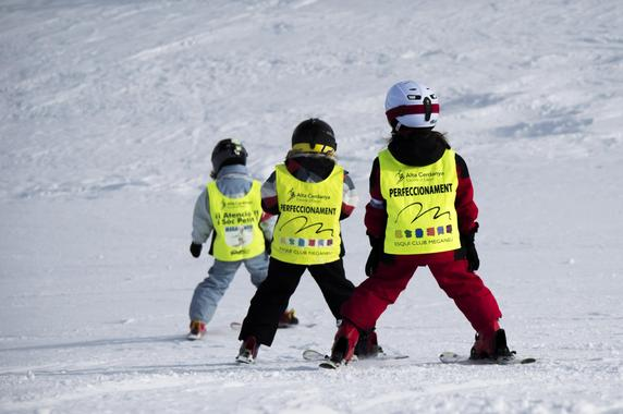 Kids Ski Lessons (4-6 y.) for First Timers - Weekend