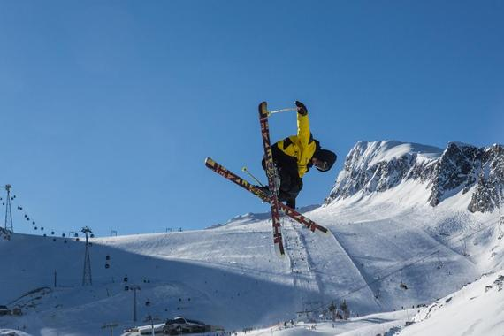 Private Off-Piste Skiing Lessons for Adults of All Levels