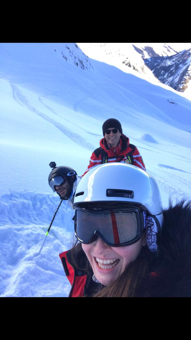 Freeride Mont Blanc - Courmayeur