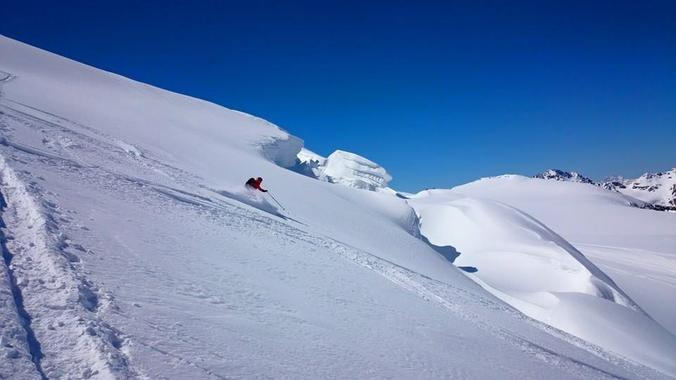 Freeride & Off-piste guiding