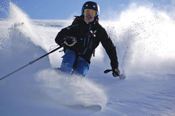 Private Off-Piste Skiing Tours in the Kitzbühl Alps