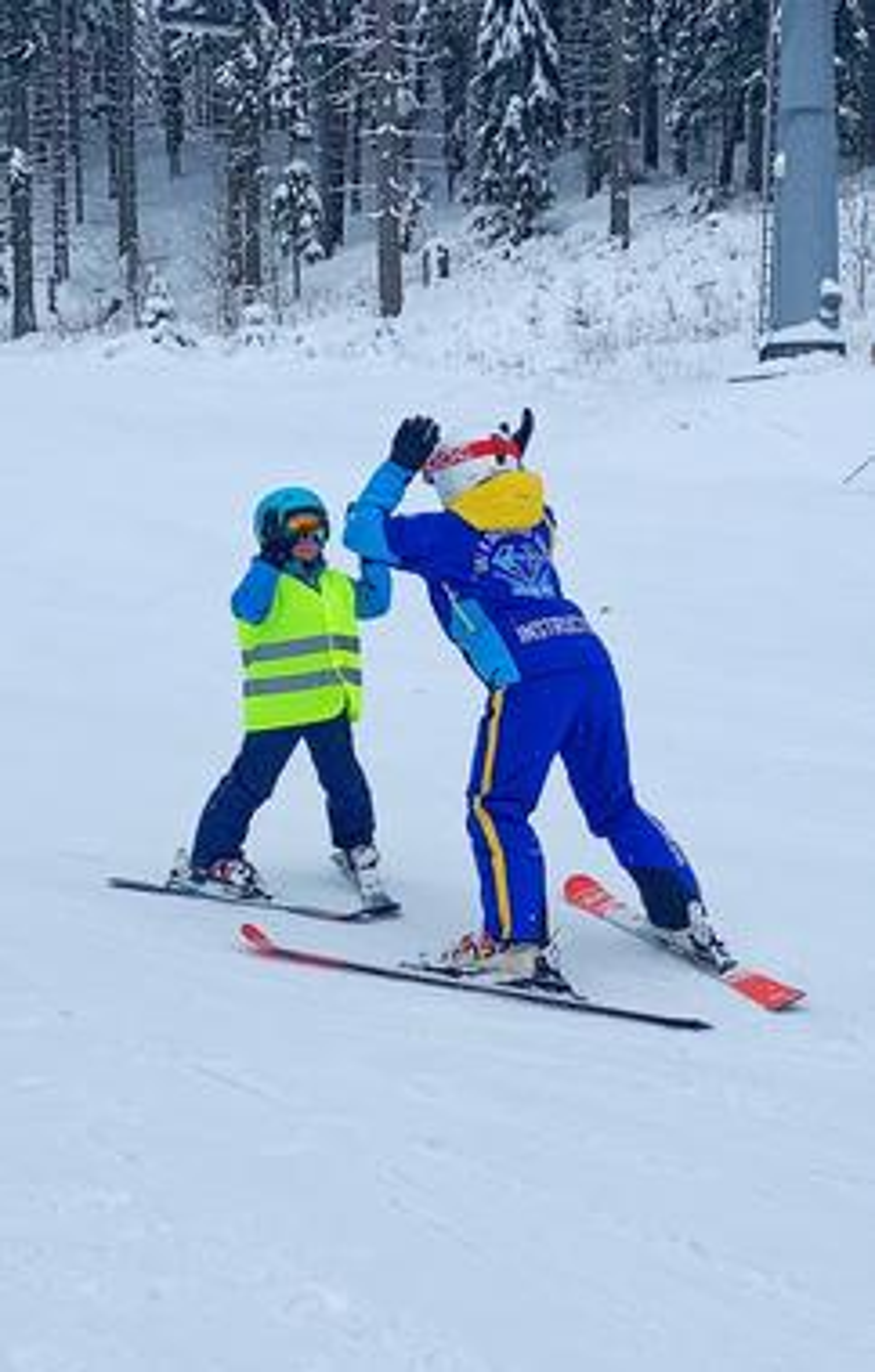 Private Ski Lessons for Kids