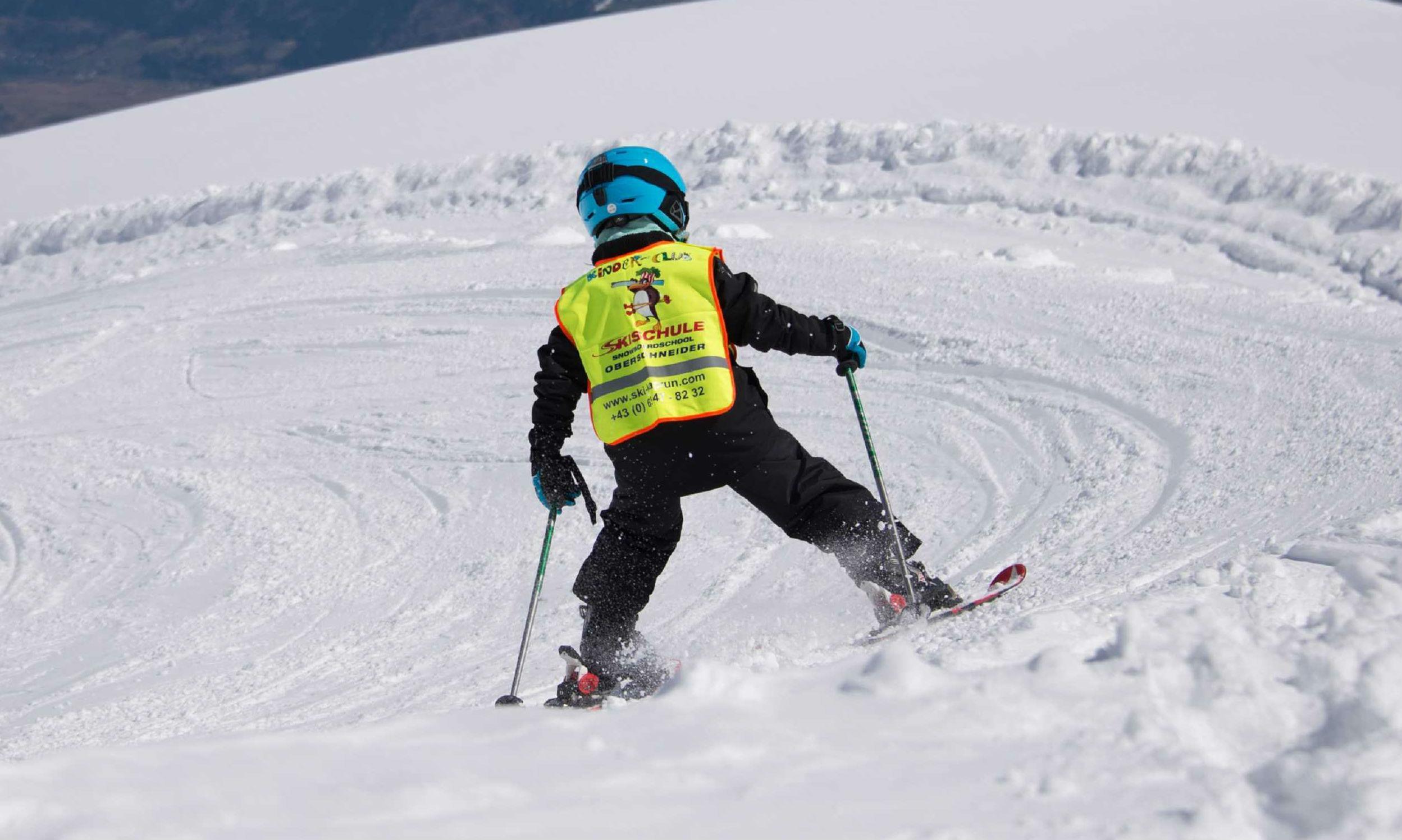 Ski Lessons ?Fun Package? (4-15 years) - Beginners