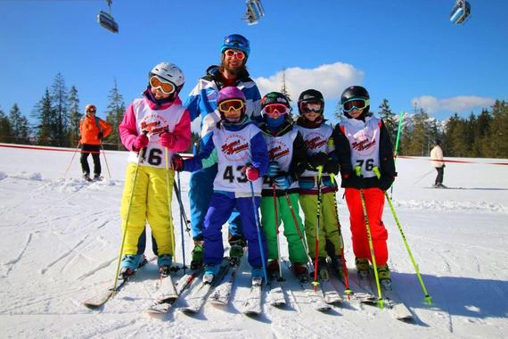 Ski Lessons for Teens (13-16 years) - All Levels