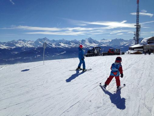 Ski Instructor Private for Kids (5-15 years) - Holiday