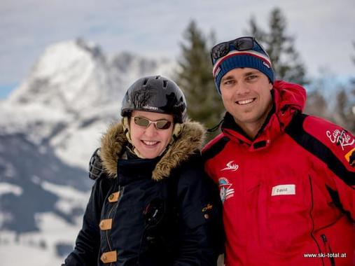 Private Ski Guide in Kirchdorf