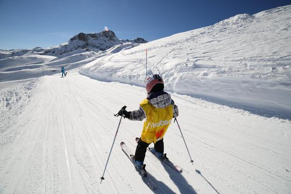 Ski Instructor Private for Kids (5-15 years) - Low Season