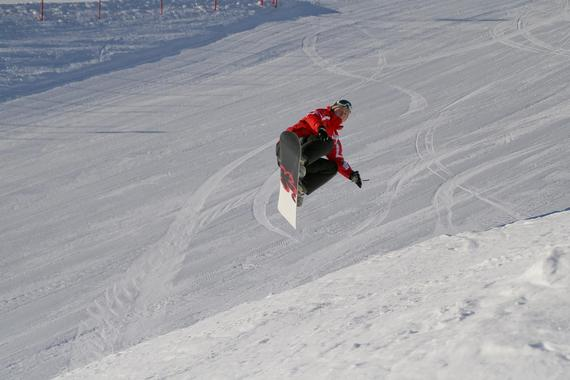 Snowboarding Lessons for Kids & Adults for Advanced Boarders