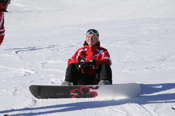 Snowboard Lessons for Kids & Adults for Beginners