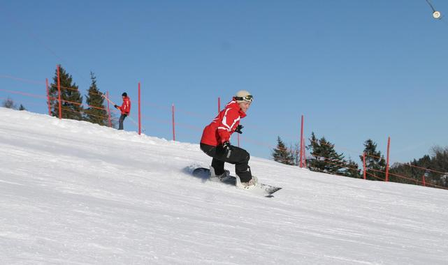 Private Snowboarding Lessons for All Levels & Ages