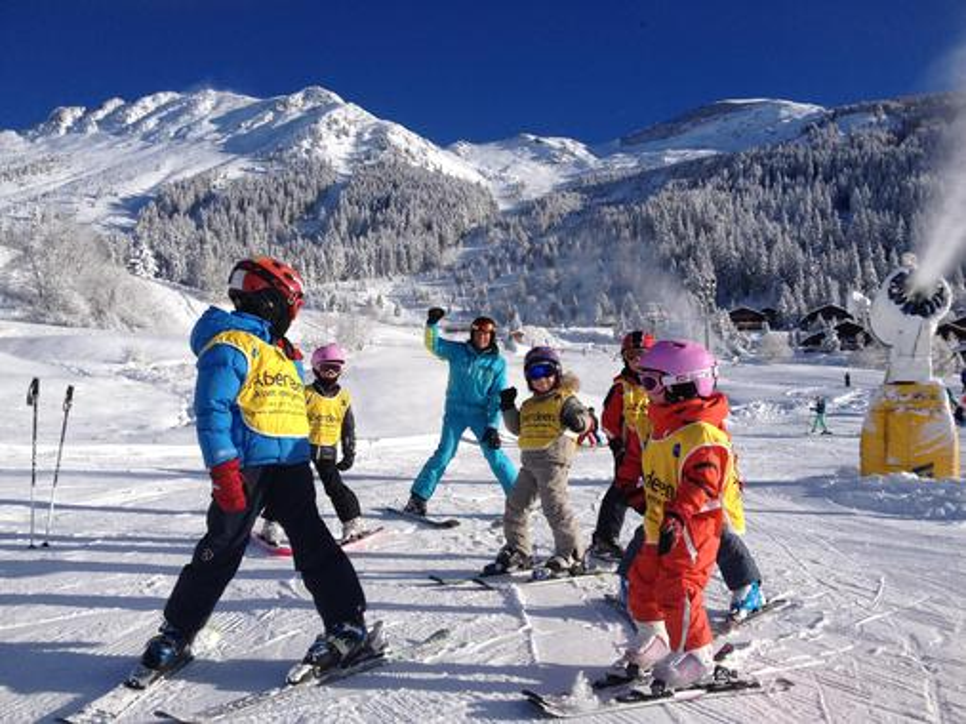 Kids Ski Lessons