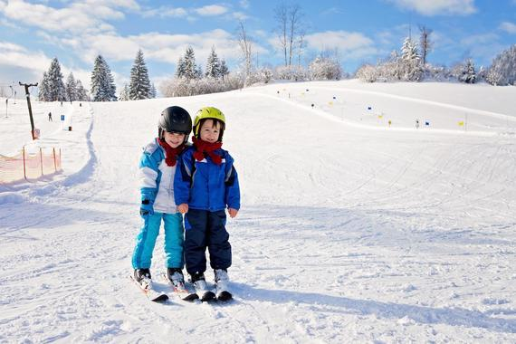 Introductory Kids Ski Lessons (from 10 years)