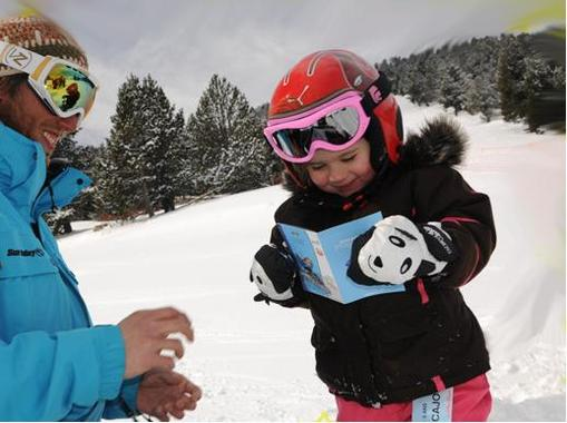 Ski Lessons for Kids (3-4 years) - Low Season - Beginner