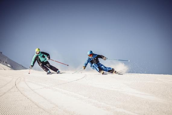 Adult Group Advanced Ski Lessons - Afternoon