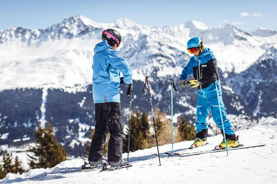 Adult Group Beginner Ski Lessons - Morning