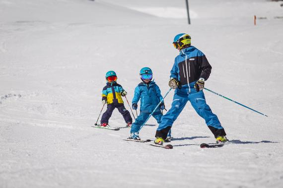 Ski Instructor Private for Kids - Morning