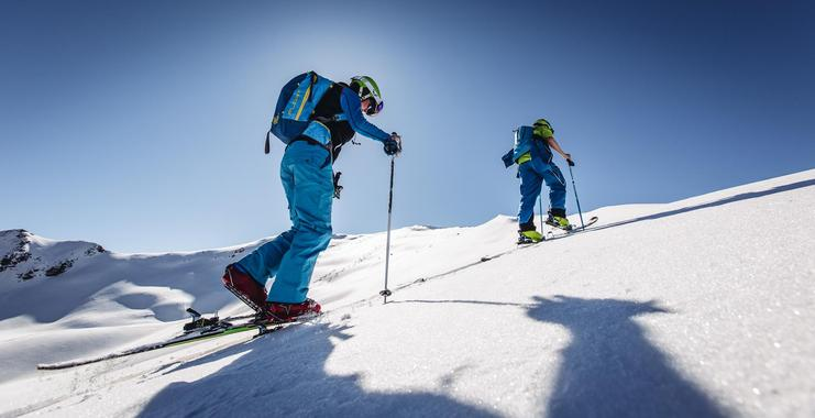 Ski Touring Private