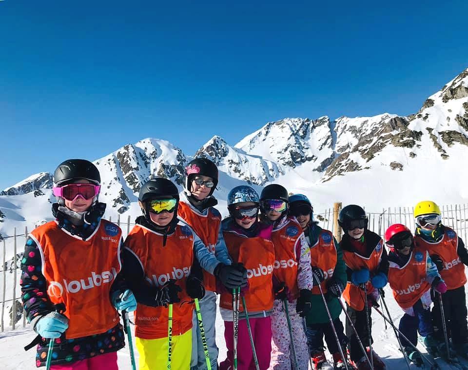 Kids Ski Lessons (3-15 years) - Weekend