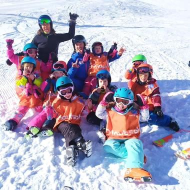 Kids Ski Lesson (4-5 y.) for First-Timers