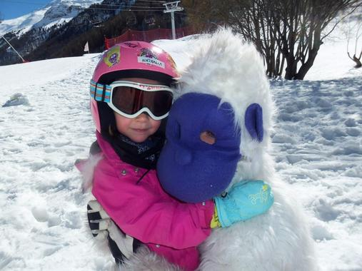 Kids Ski Lessons (3-5 years) - Morning - Holidays