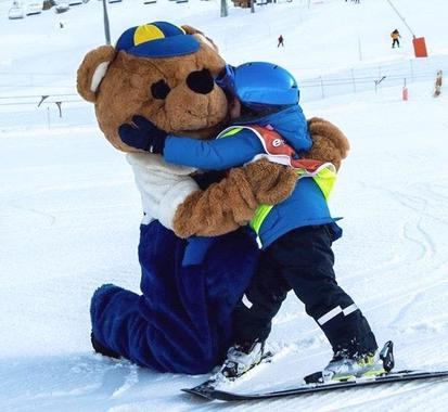 Kids Ski Lessons (3-5 years) - Morning - Low Season