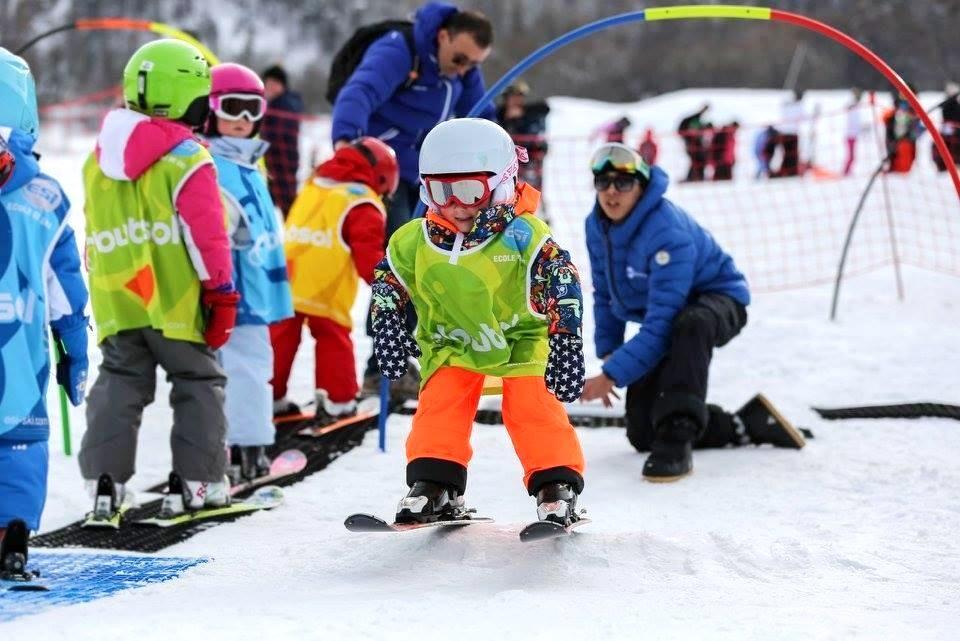 Kids Ski Lessons (3-6 y.) - Low Season