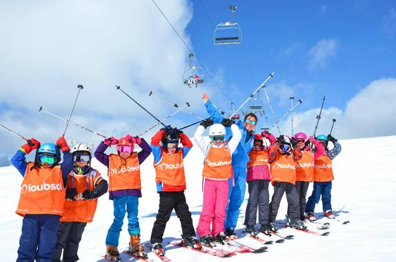 Kids Ski Lessons (4-12 y.) for All Levels - Afternoon