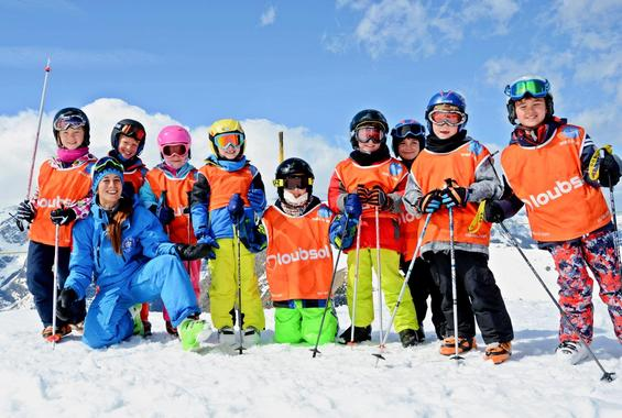 Kids Ski Lessons (4-12 y.) for All Levels - Low Season
