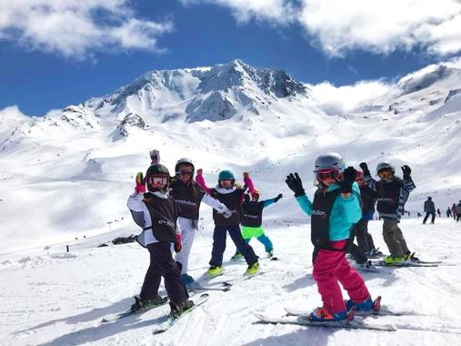 Kids Ski Lessons (4-17 y.) for All Levels