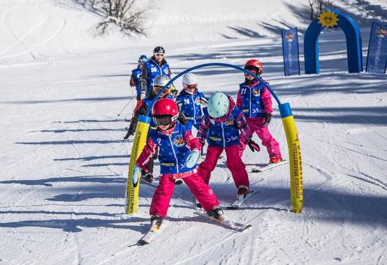 Kids Ski Lessons (4-5 years) - Beginner