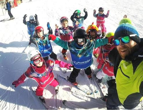Kids Ski Lessons (5-13 y.) for All Levels - Low Season