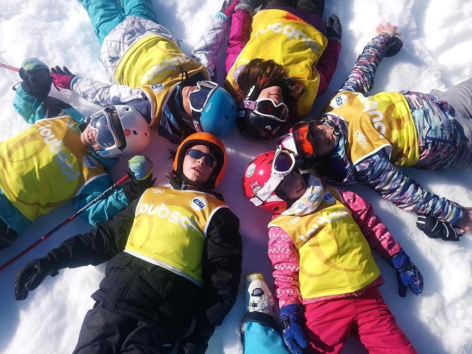 Kids Ski Lessons (5-15 years) - Afternoon - Beginner