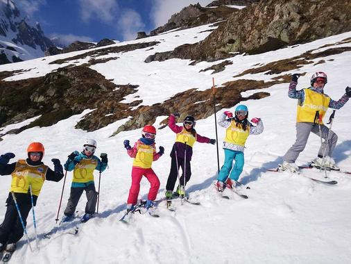 Kids Ski Lessons (5-15 years) - Experienced