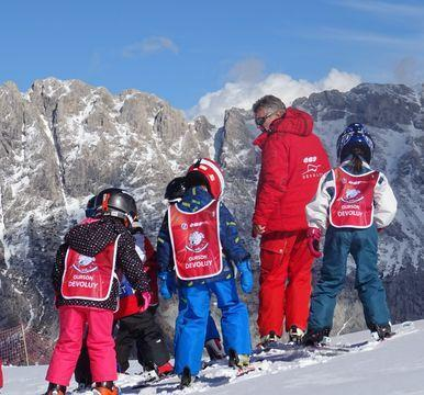 Kids Ski Lessons (6-12 y.) for Beginners