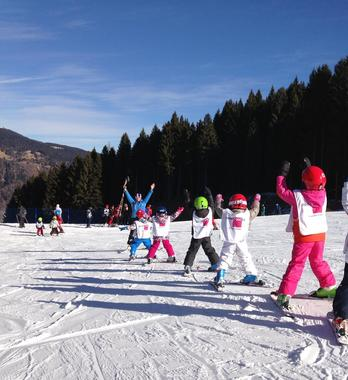 Kids Ski Lessons (5-14 y.) for All Levels - Weekend
