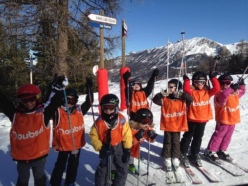 Kids Ski Lessons (6-17 years) - Holiday