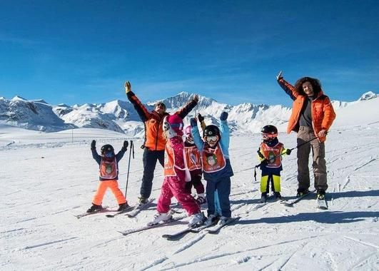 Kids Ski Lessons (6-18 years) - Morning - Holidays