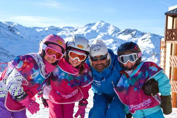 Kids Ski Lessons + Ski Pass (5-13 y.) for Beginners