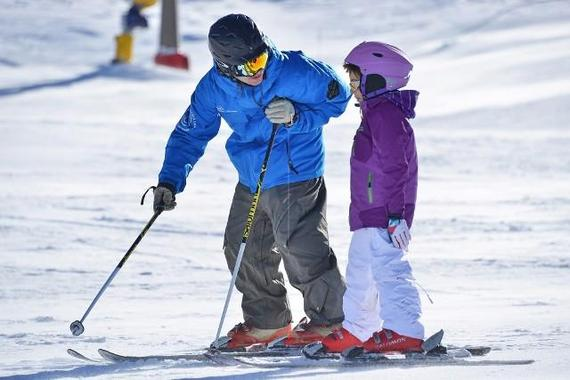 Private Ski Lessons for Kids (7-12 years) with Experience