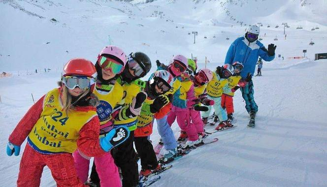 Ski Lessons for Teens (11-16 years) of All Levels