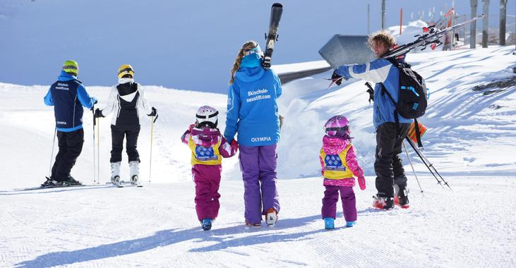 Kids Ski Lessons (4-10 years)